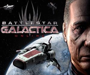 Battlestar Galactica spielen