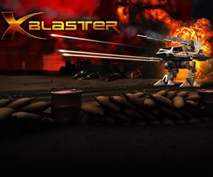 XBlaster spielen